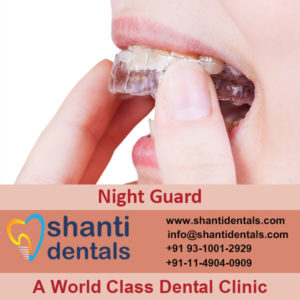 Best Quality and Perfect Fit Night Guard in Rohini, Delhi